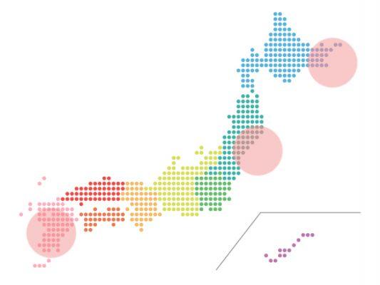 本日(2021年3月18日)の地震活動傾向