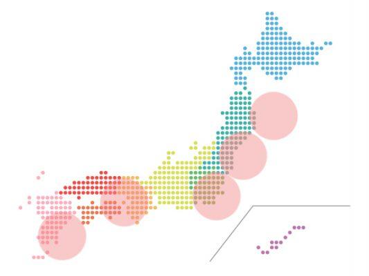 本日(2021年3月22日)の地震活動傾向