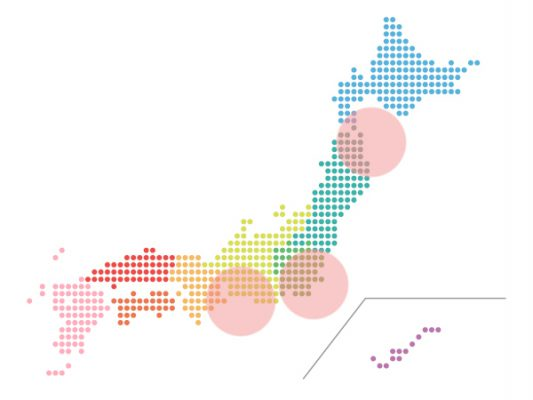 本日(2021年3月30日)の地震活動傾向