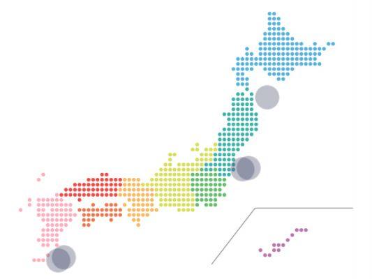 先週末(27日~28日)の地震活動状況