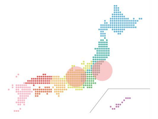 本日(2021年4月1日)の地震活動傾向