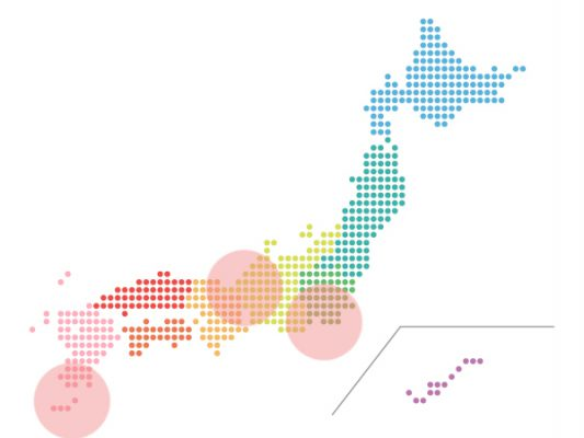 本日(2021年4月12日)の地震活動傾向