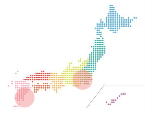 本日(2021年4月13日)の地震活動傾向