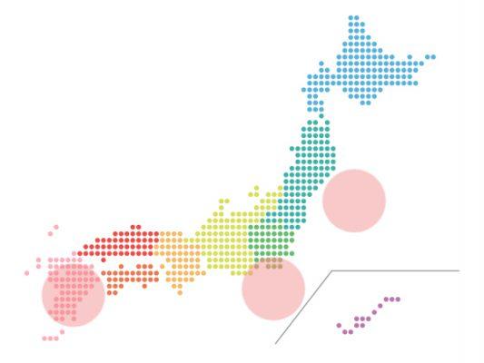 本日(2021年4月15日)の地震活動傾向