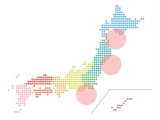 本日(2021年4月21日)の地震活動傾向