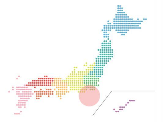 本日(2021年4月27日)の地震活動傾向