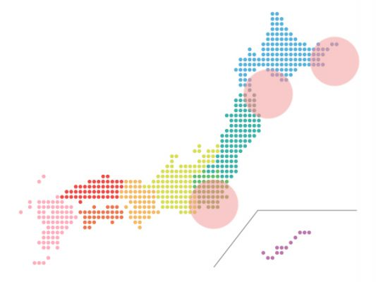 本日(2021年5月14日)の地震活動傾向
