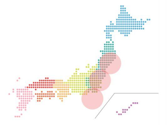 本日(2021年5月18日)の地震活動傾向