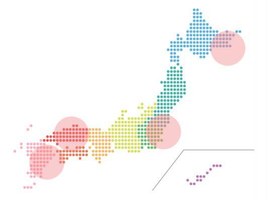 本日(2021年5月31日)の地震活動傾向