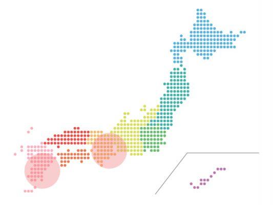 本日(2021年6月23日)の地震活動傾向