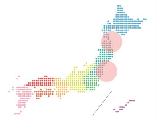 本日(2021年7月1日)の地震活動傾向