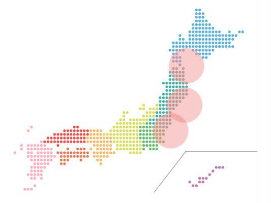 本日(2021年7月5日)の地震活動傾向