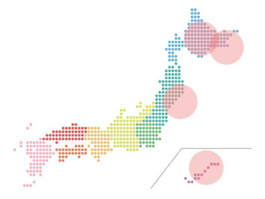 本日(2021年7月7日)の地震活動傾向