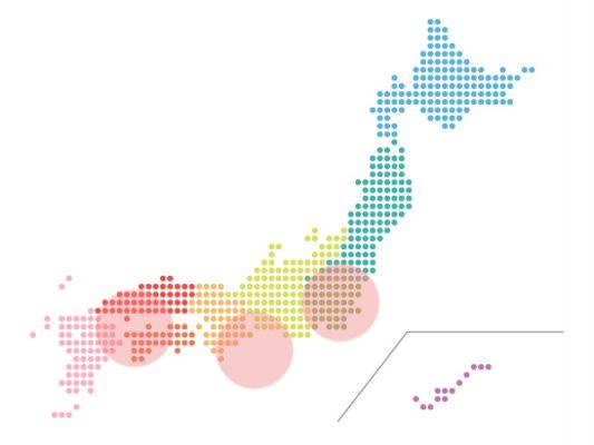 本日(2021年7月8日)の地震活動傾向