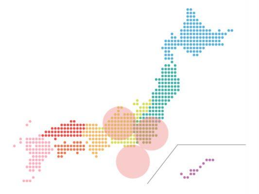 本日(2021年7月20日)の地震活動傾向