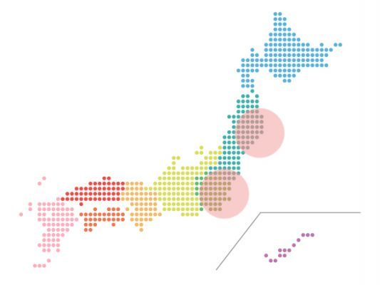 本日(2021年8月2日)の地震活動傾向