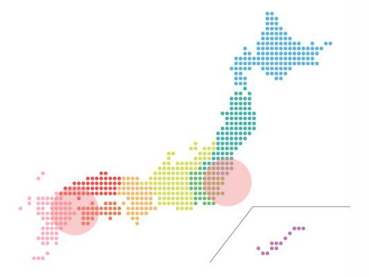 本日(2021年8月5日)の地震活動傾向