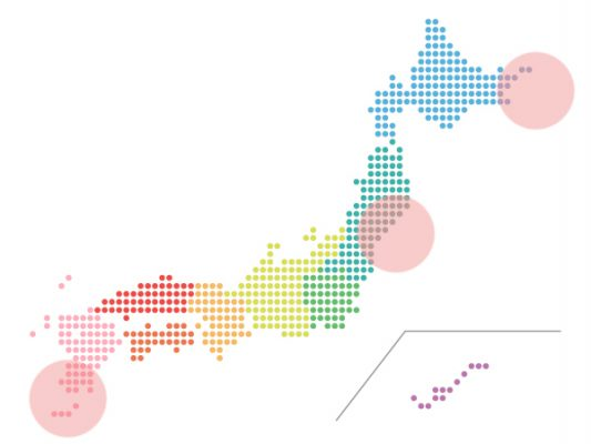 本日(2021年8月25日)の地震活動傾向
