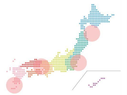 本日(2021年8月26日)の地震活動傾向