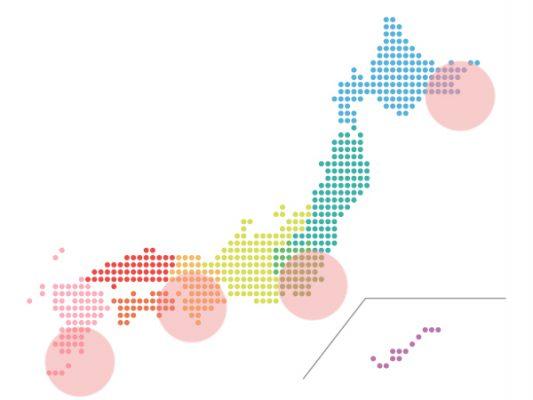 本日(2021年9月7日)の地震活動傾向