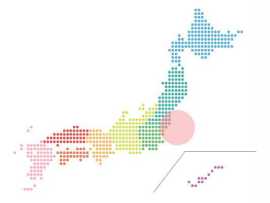 本日(2021年9月14日)の地震活動傾向