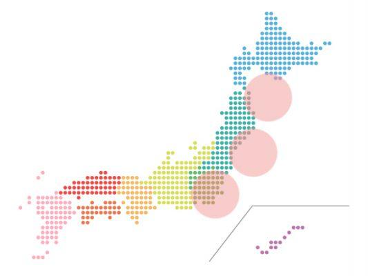 本日(2021年9月30日)の地震活動傾向
