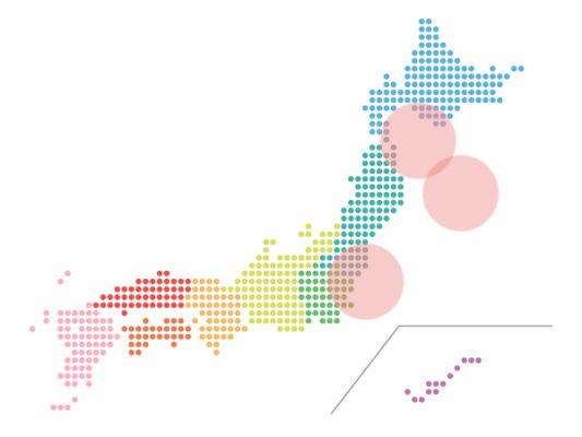 本日(2021年10月6日)の地震活動傾向