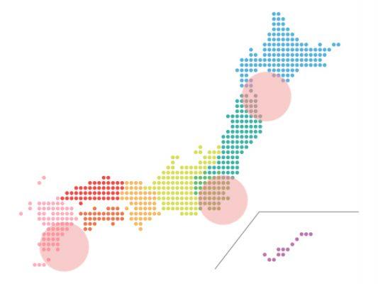 本日(2021年10月8日)の地震活動傾向