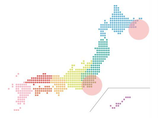 本日(2021年10月11日)の地震活動傾向